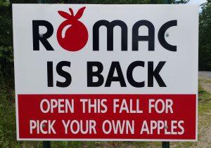 Romac is Back