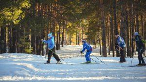 outdoor winter activities