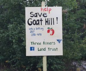 Save Goat Hill!